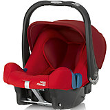 Автокресло Baby-Safe Plus SHR II, 0-13 кг., Britax Roemer, Flame Red