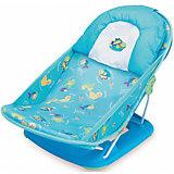Лежак для купания Deluxe Baby Bather, Summer Infant, голубой