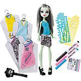 Игровой набор Стильная ФрэнкиŸ, Monster High