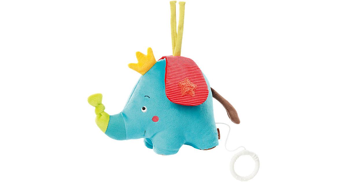 Jungle Heroes Spieluhr Elefant
