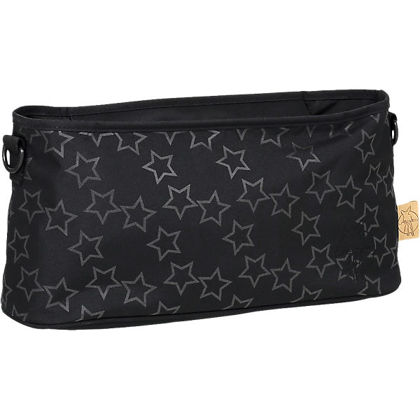 Buggy Organizer, Reflective Star, black