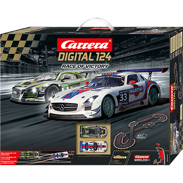 Carrera Digital 124 23621 Race of Victory