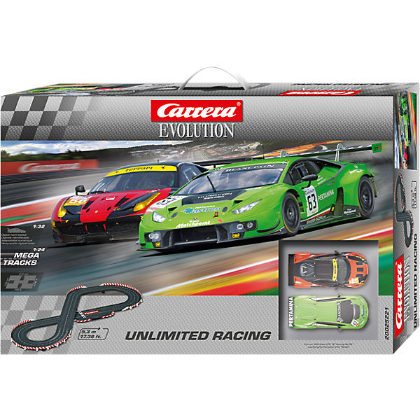 Carrera Evolution 25221 Ultimate Racing