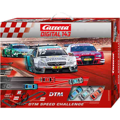 Carrera Digital 143 40032 DTM Speed Challenge