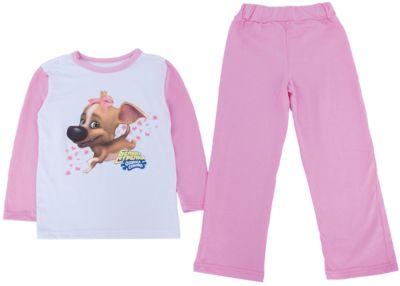Пижама для девочки KotMarKot - розовый