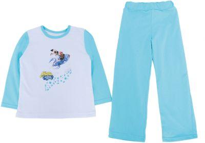 Пижама KotMarKot - голубой