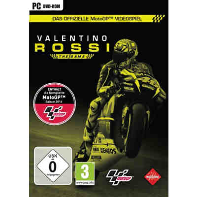 PC Valentino Rossi - The Game (MotoGP 2016)