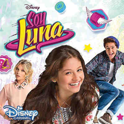 CD Soy Luna: Soundtrack zur TV-Serie (Staffel 1,Vol.1)