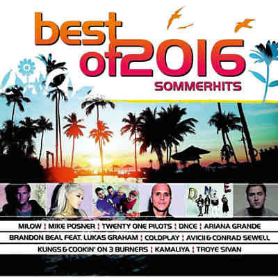 CD Best Of 2016 - Sommerhits