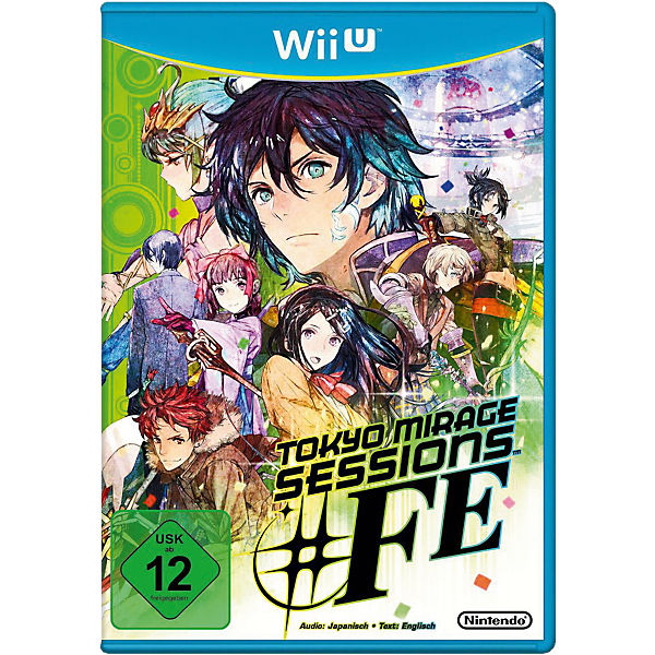 Wii U Tokyo Mirage Sessions