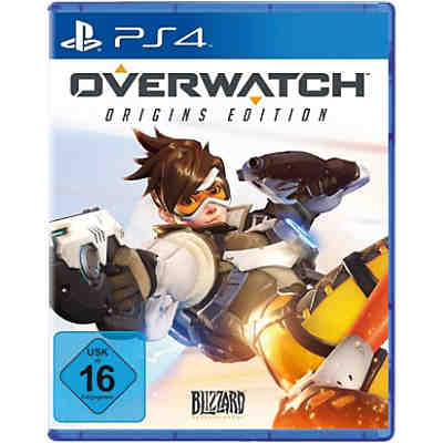PS4 Overwatch - Origins Edition