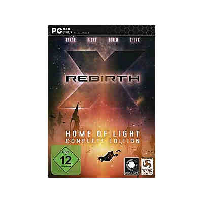 PC X Rebirth: Home of Light