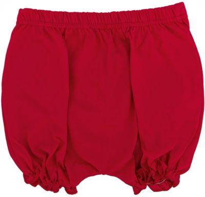 Шорты для девочки Апрель - красный