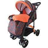 Прогулочная коляска Flora, Baby Hit, оранжевый