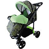 Прогулочная коляска Flora, Baby Hit, зеленый