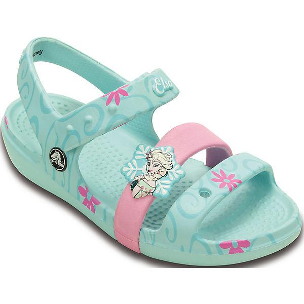Босоножки Keeley Frozen Fever Sandal K для девочки Crocs