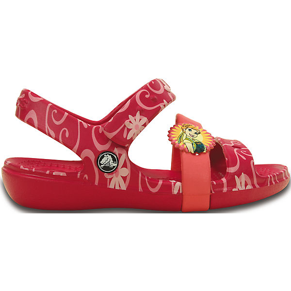 Босоножки  Keeley Frozen Fever Sandal для девочки Crocs