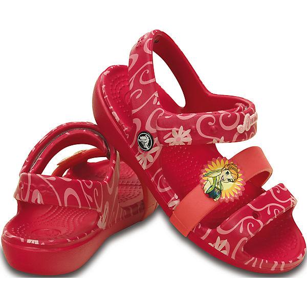 Босоножки  Keeley Frozen Fever Sandal для девочки Crocs