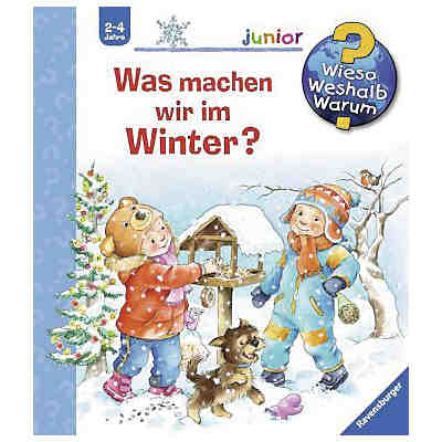 WWW junior Was machen wir im Winter?