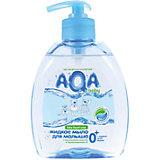 Жидкое мыло для малыша, AQA baby