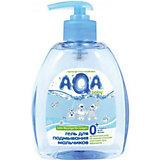 Гель для подмывания мальчиков, AQA baby