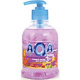 """Жидкое мыло """"Тайна морских глубин"""", AQA baby"""