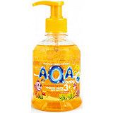 """Жидкое мыло """"Янтарная лагуна"""", AQA baby"""