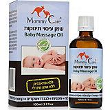 Органическое детское массажное масло, Mommy Care, 100 мл.