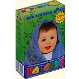 Соль для ванны детская ромашка, КАРАПУЗ , 500 гр.