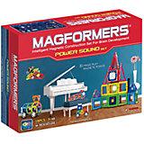 """Магнитный конструктор """"Power Sound Set"""", MAGFORMERS"""