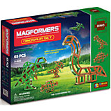"""Магнитный конструктор """"Dinosaur set"""", MAGFORMERS"""