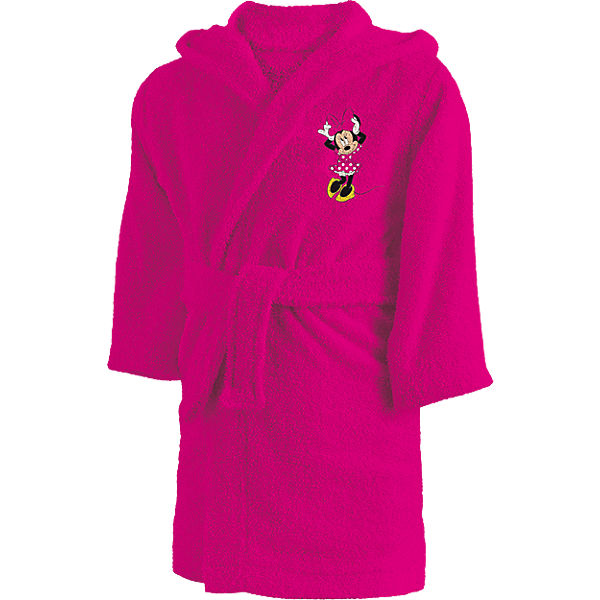 Bademantel Minnie Mouse, Coeur
