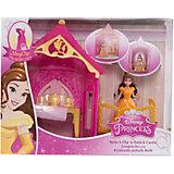 """Набор """"Комната принцессы Бэлль, с куклой и аксессуарами"""", Disney Princess"""