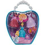 """Подарочный набор """"Принцесса и 2 наряда"""", Золушка, Принцессы Дисней"""