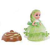 """Кукла """"Сладкий сюрприз"""", ABtoys, зелено-коричневый"""