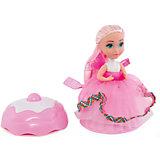 """Кукла """"Сладкий сюрприз"""", ABtoys, розово-белый"""