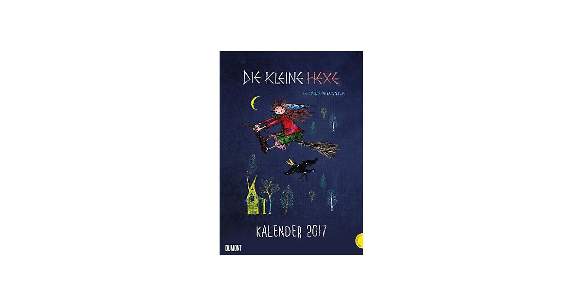 Buch - Die kleine Hexe, Kalender