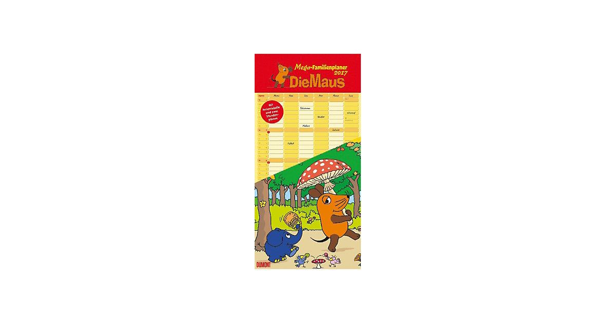 Buch - Die Maus - Mega-Familienplaner
