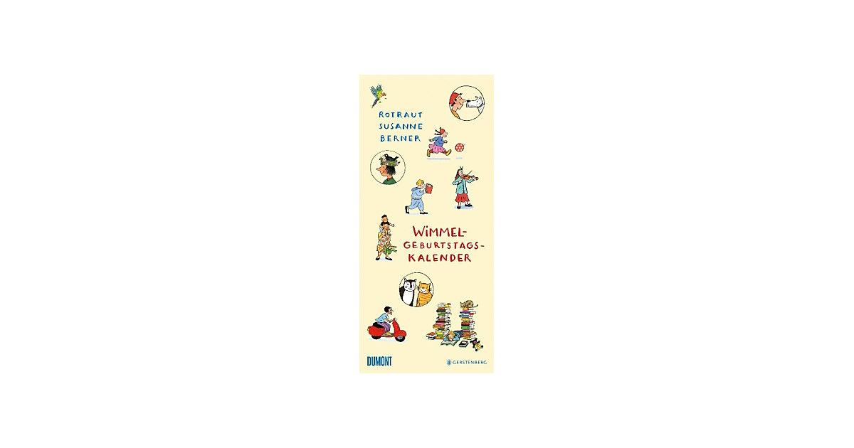 Buch - Wimmlingen, Wimmel-Geburtstagskalender