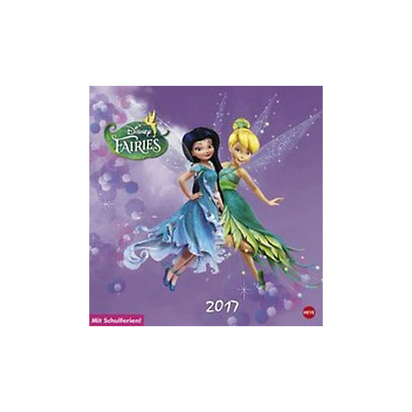 Disney Fairies Posterkalender
