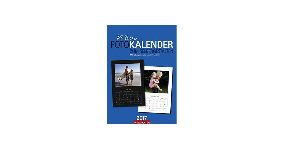 Buch - Mein Fotokalender zum Selbergestalten, Kalender