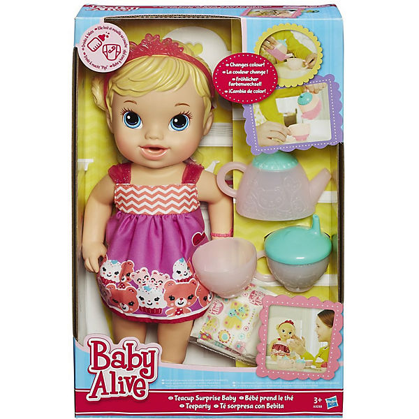 Кукла Гостеприимная малютка, BABY ALIVE