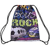 "Мешок для обуви ""Boys rock"""
