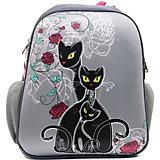 """Школьный рюкзак """"Кошки"""""""