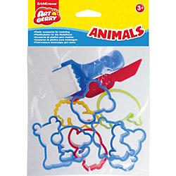 """Набор пластиковых аксессуаров для лепки """"Animals"""", Artberry"""