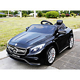"""Электромобиль """"Mercedes S63"""", c mp3, светом извуком, Zilmer"""