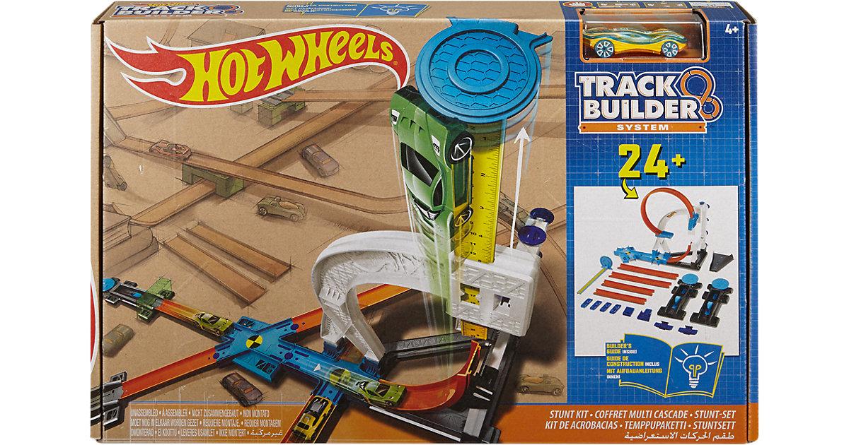 Hot Wheels Track Builder Stunt Kit
