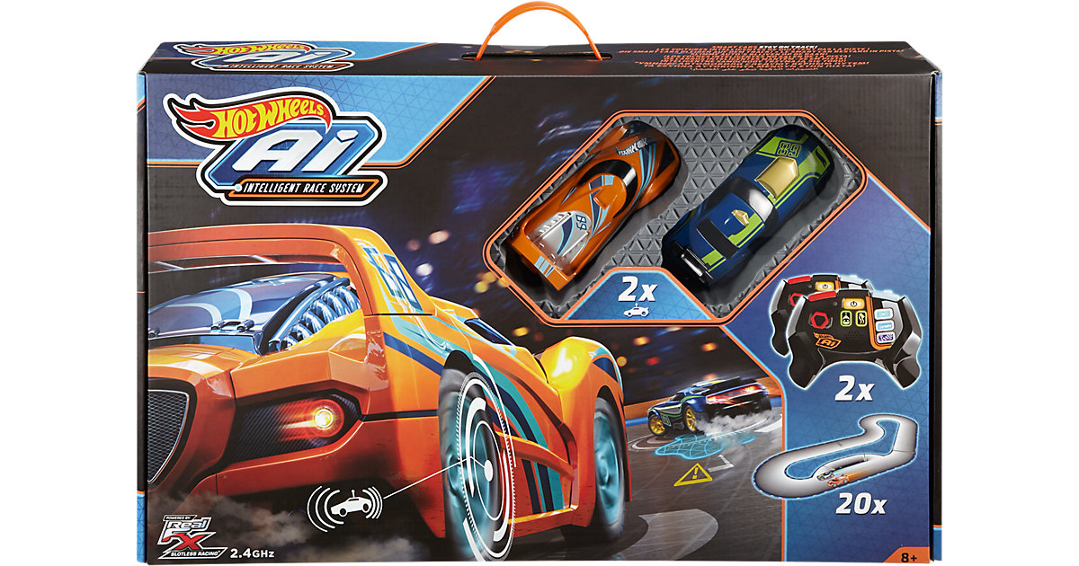 Hot Wheels A.I. - Intelligent Race System