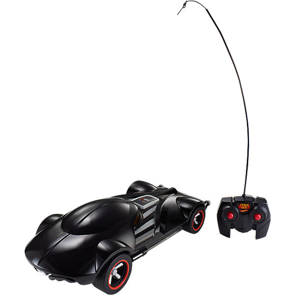 Star Wars Hot Wheels Darth Vader RC Fahrzeug mit Lights & Sounds