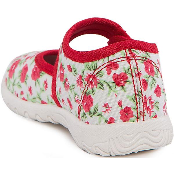 Туфли для девочки Зебра